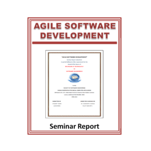 Agile Software Development Seminar Report