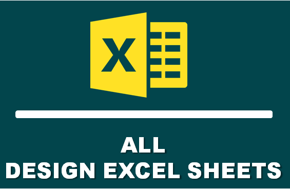 All Excel Sheets Coupon Categories