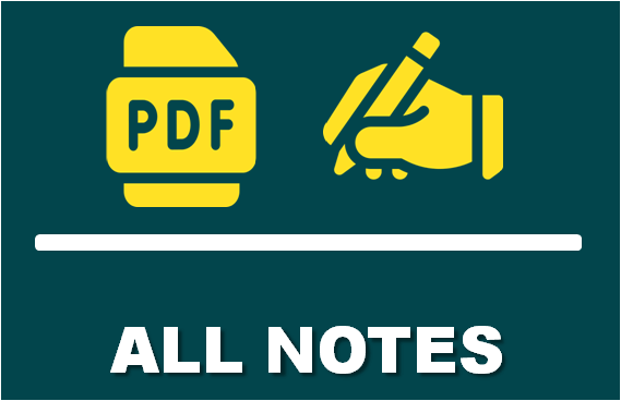 All Notes Coupon Categories