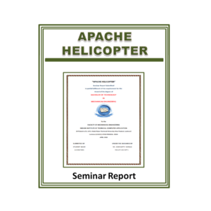 Apache Helicopter Seminar Report
