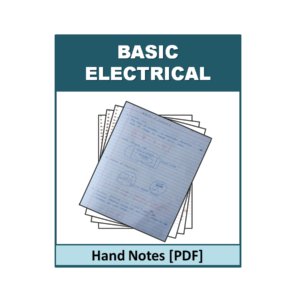 Basic Electrical Handnote