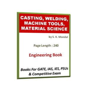 Casting, Welding, Machine Tools, Material Science