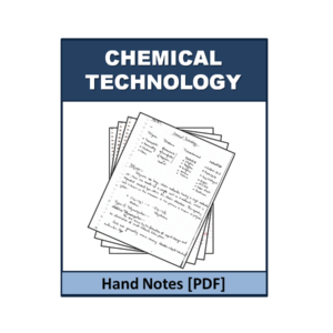 Chemical Technology Handnote