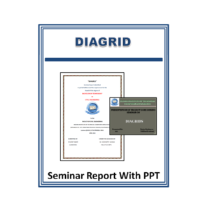 DIAGRID Seminar Report With PPT