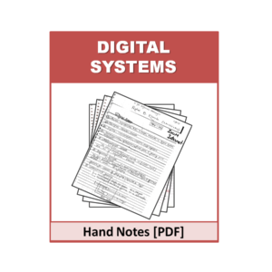 DIGITAL SYSTEMS Free Handnote
