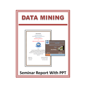 Data Mining Seminar Report With PPT