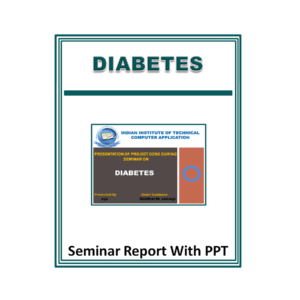 Diabetes Presentation Report