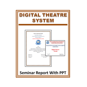 Digital Theatre System Seminar Report With PPT