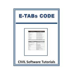 E-tab Code
