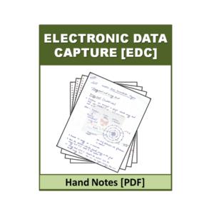 EDC handwritten Gate academy Video Handnote