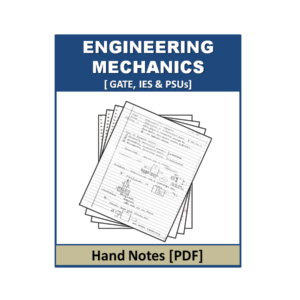 Engineering Mechanics Free Handnote