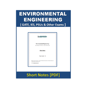 Environmental Engineering Short Note