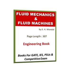 Fluid Mechanics & Machines by S K Mondal Book