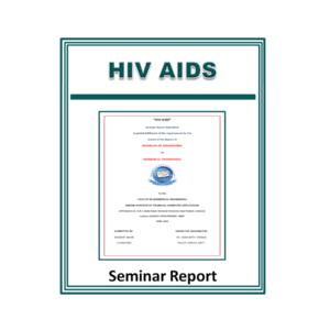 HIV-AIDS Seminar Report