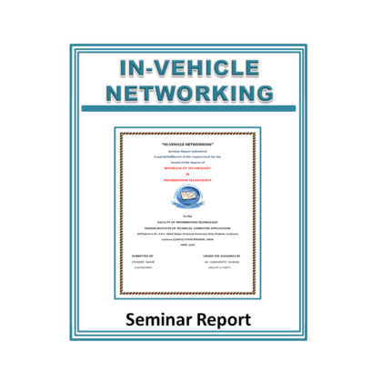 In-Vehicle Networking Seminar Report