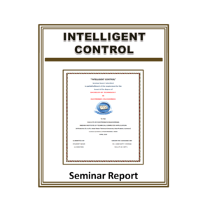 Intelligent control Seminar Report