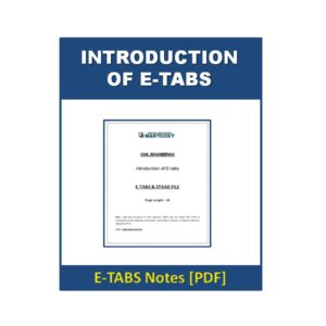 Introduction of E-tabs