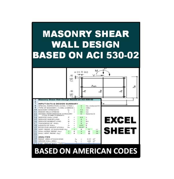 MasonryShearWall-ACI530