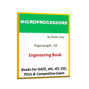 Microprocessors TextBook By Made Easy