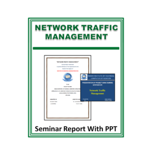 Network Traffic Management Seminar Report With PPT