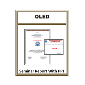 OLED Seminar Report With PPT