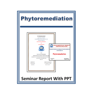 Phytoremediation Seminar Report With PPT