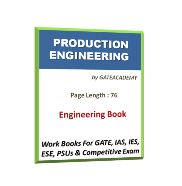 Production Engineering Workbook