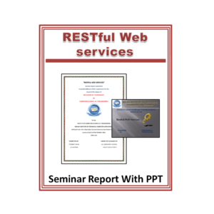 RESTful Web services Seminar Report with PPT