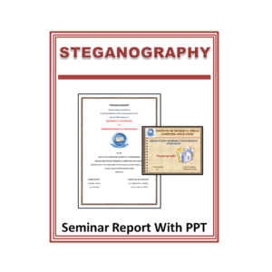 Steganography Seminar Report with PPT