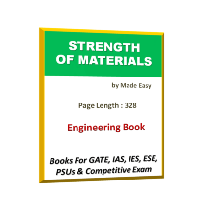 Strength of Material Workbook