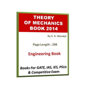Theory of Mechanics Book