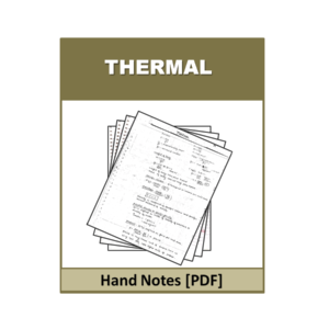 Thermal Free Handnote