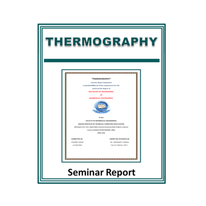 Thermography Seminar Report