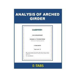 Analysis of Arched Girder