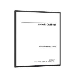 Android Cookbook conent