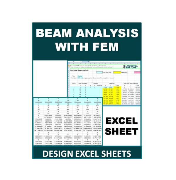 Beam Analysis with FEM