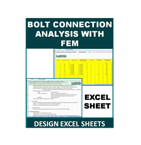 Bolt Connection Analysis with FEM
