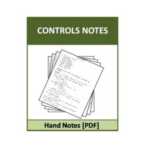 Controls-ACE-EC Hand Notes