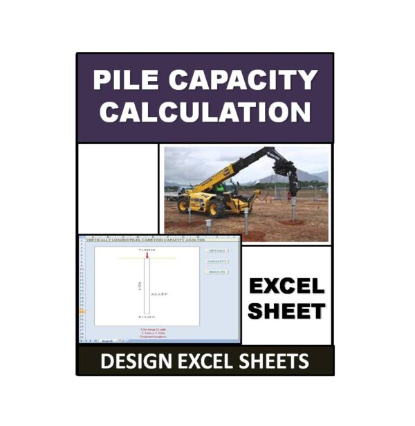 Pile Capacity Calculation