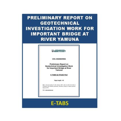 Preliminary Report on Geotechnical Investigation Work for IMP Bridge at River Yamuna