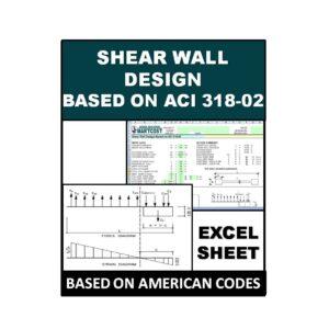 Shear Wall Design Based on ACI 318-02