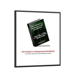 The Hackers Underground Handbook ( hack the system)