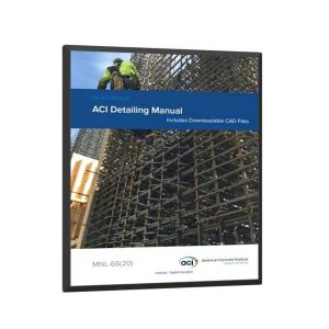 ACI Detailing Manual Includes Downloadable CAD Files