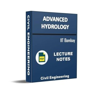 Advanced Hydrology