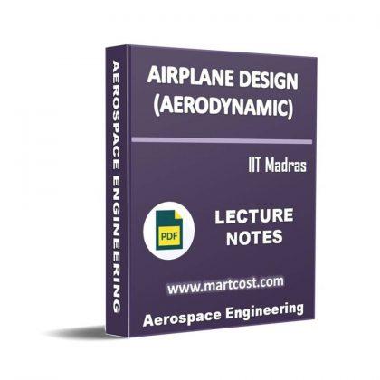 Airplane design (Aerodynamic) Lecture Note