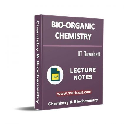 Bio-organic chemistry Lecture Note