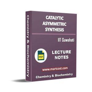 Catalytic Asymmetric Synthesis 1