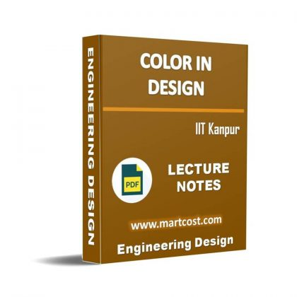 Color in Design Lecture Note