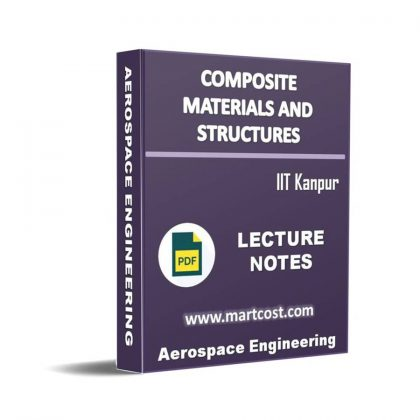 Composite Materials and Structures Lecture Note