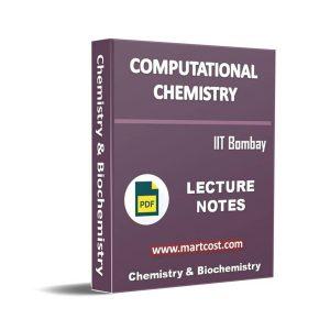 Computational Chemistry 1